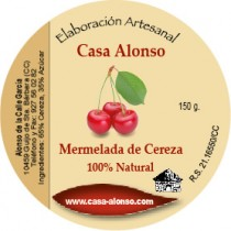 Mermelada de Cereza - Detalle Boda